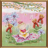 Набор для вышивания Малыш
