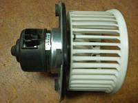 Электровентилятор печки СЕНС 96271363. Оригинальный моторчик печки с крыльчаткой на Ланос. Мотор печки ШАНС, фото 1