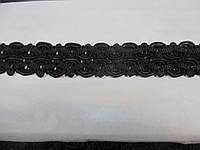 Тесьма декоративна 2 см