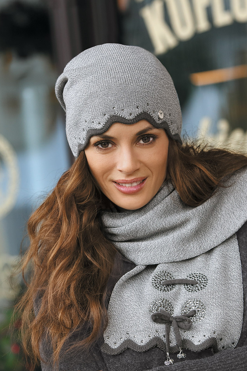 Красивый стильный шарф от Kamea 2016 - Lola.