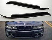 Реснички бровки тюнинг BMW E39