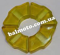 Резинки силиконовые (демпферные) колеса Дельта