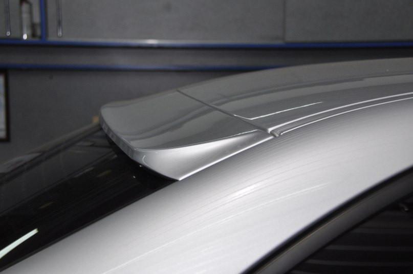 Бленда BMW E39 тюнинг спойлер заднее стекло