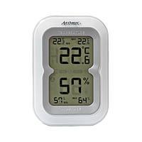 Термометр-гигрометр Atomic W239231 White