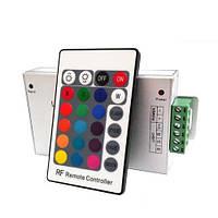 Контроллер RGB 12A-RF 24 кнопки