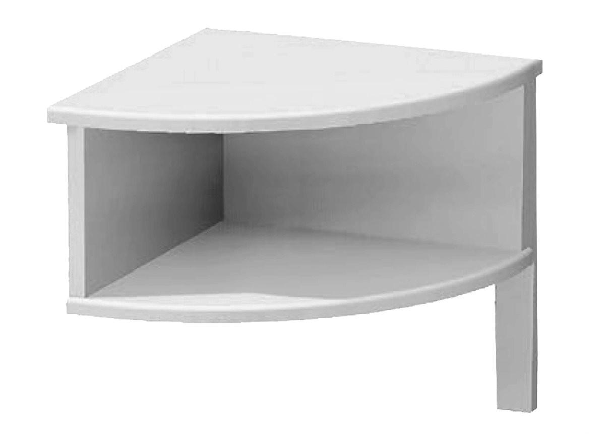 Ночной столик белый, Meblik (Польша)
