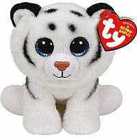 Мягкая игрушка Ty Beanie Babies Белый тигренок Tundra 15 см (42106)