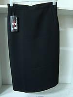 Женская классическая черная юбка , фото 1