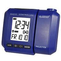 Проекционные часы La Crosse WT535BLU-BLA