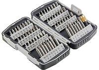 Набор бит,магнитный адаптер,CrV,в плат.боксе,64шт//MTX 11327 113279