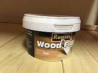 Порозаполнитель для древесины Wood filler  600гр. тик