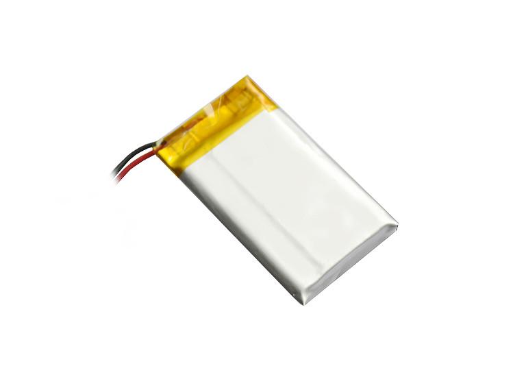Аккумулятор литий-полимерный 3,7V 300mAh