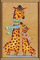 Набор для вышивания Жирафики