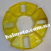 Резинки силиконовые (демпферные) мотоцикл CG 125/150