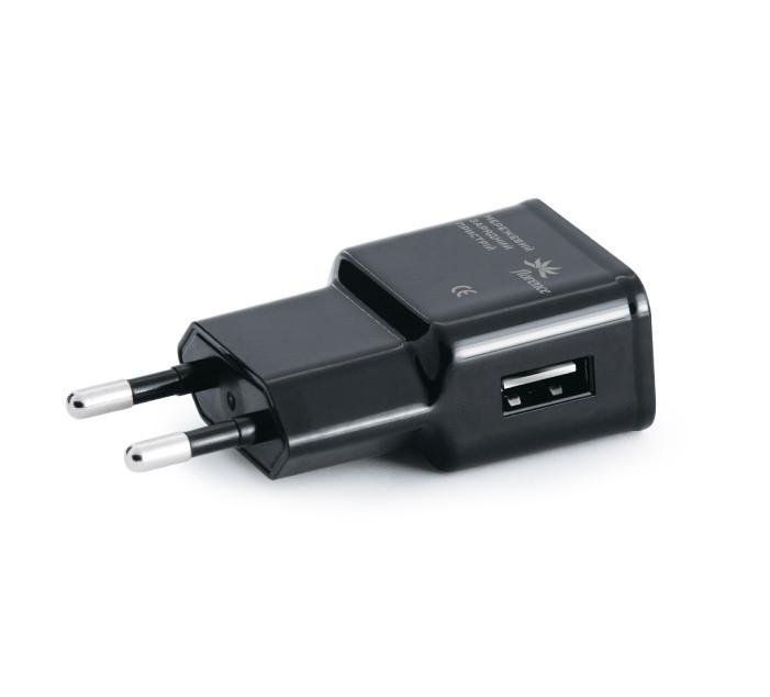 Сетевое зарядное устройство Florence USB  1000mA