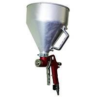 Розпилювач для розчинів з алюмінієвим бачком BEZAN®