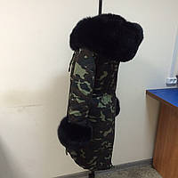"Зимняя куртка-парка в стиле милитари ""Крис"""