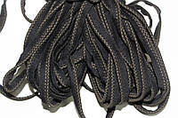 Кант текстильный (50м) черный+хаки
