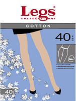 Колготки Legs 600 COTTON 40 den