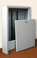 Шкаф коллекторный встраиваемый SWPSE-10/7 560-660х780х110