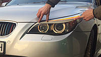 Реснички бровки тюнинг BMW E60