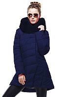 Зимнее теплое женское пальто  Карима Нью вери (Nui  Very) в Украине по низким ценам