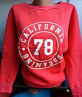 Батник на флисе женский California, фото 1