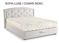 Матрас София Люкс двусторонний зима лето