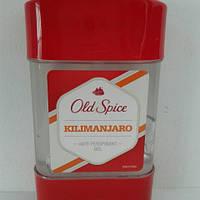 Гелевый мужской дезодорант антиперспирант Old Spice Kilimanjaro 70 мл. (Олд Спайс Килиманджаро), фото 1