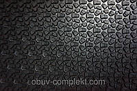 Резина набоечная GTO ШИП 480*460 т.8,0 мм. черн.