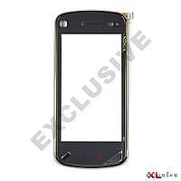 Сенсор (тачскрин) Nokia N97 чорний