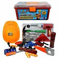 Набор инструментов в чемоданчике 2058