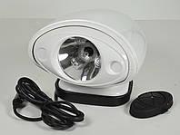 Прожектор-ксенон белый с д/у и креплением, фото 1