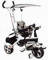 Велосипед 3-х колесный детский Baby Mix белый