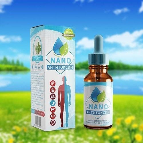 anti toxin nano цена в украине