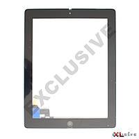Сенсор (тачскрин) iPad 2 с кнопкой HOME Black