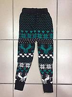 Детская одежда оптом Лосины вязка (гамаши) для девочек оптом р 2-.3-5 лет