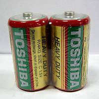 Батарейка     R14   Toshiba  trey