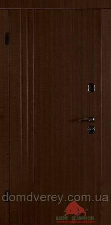Двери входные металлические Флеш-В Венге Двери Белоруссии