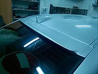 Бленда козырек спойлер заднего стекла BMW E60