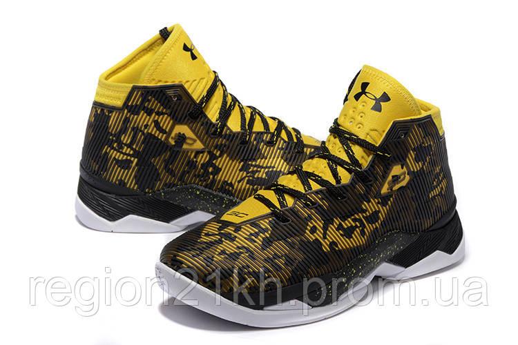Баскетбольные кроссовки Under Armour Curry 2.5 Away