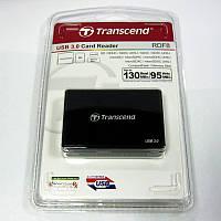 Кардридер Transcend TS-RDF8K USB 3.0 All-in-1 (black)