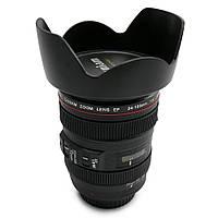Чашка-фотообъектив Canon 24-105.