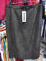 Женская классическая юбка ниже колен, фото 1