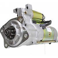 Стартер погрузчик Caterpillar DP40, двигатель Митсубиси Mitsubishi 6E, S6S / 24volt 5kw 10t /