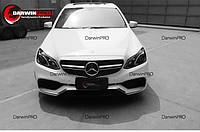 Обвес Mercedes-Benz E-Class W212 E63 AMG 2014