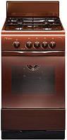 Газовая плита GEFEST 3200-08 к19 коричневая