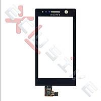 Сенсор (тачскрин) Sony ST25i