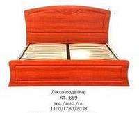 """Кровать КТ-659 Спальня """"Дженифер"""""""