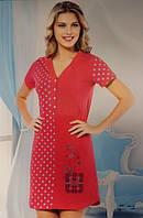 Женская ночная рубашка SIS-142